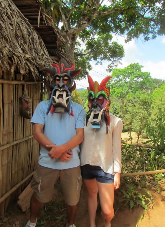Boruca indigenous community