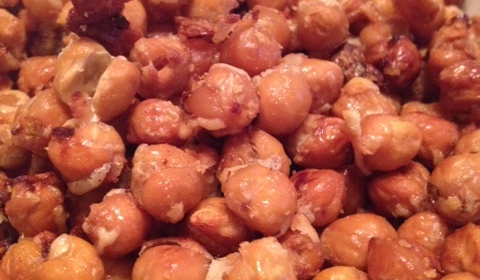 Meatless Monday: Chickpea Poppers! | DANTAisms